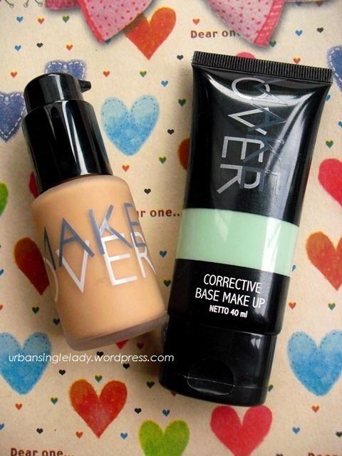 Make Over Kosmetik Urbansinglelady